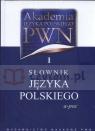 Akademia Języka Polskiego PWN 1 Słownik Języka Polskiego a-poc