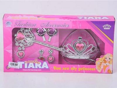 Zestaw piękności Adar biżuteria księżniczki (509207)
