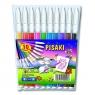 Pisaki Kamet, 10 kolorów (28783)