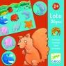 Gra edukacyjna Lotto Zwierzęta (DJ08120)