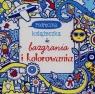 Podręczna książeczka do bazgrania i kolorowania