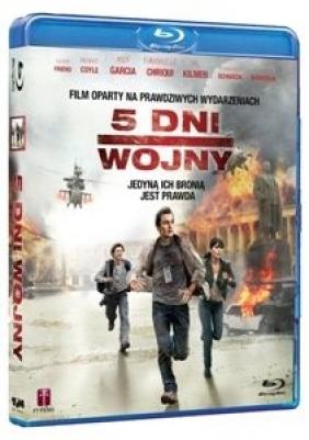 5 dni wojny (Blu-ray)