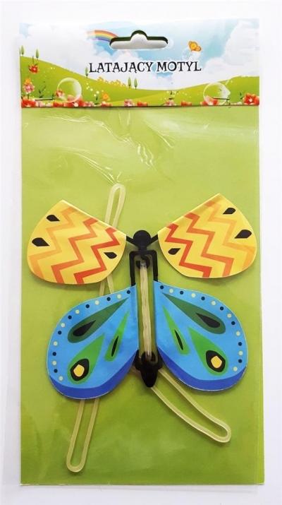 Latający motyl