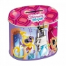 Skarbonka metalowa owalna Shimmer and Shine