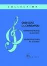 Dźwiękonstrukcje na akordeon solo Grzegorz Duchnowski