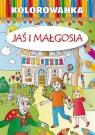 Kolorowanka - Jaś i Małgosia wyd. 2015