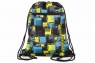 CoolPack - Vert - Worek na buty - Led Squares (A70213)