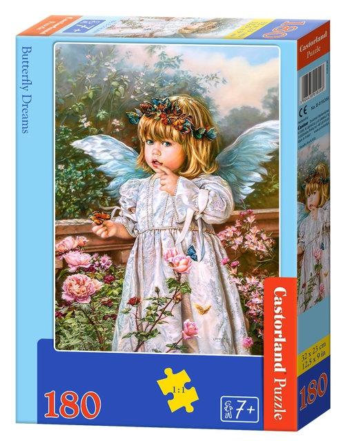 Puzzle Butterfly Dreams 180 elementów (018208)