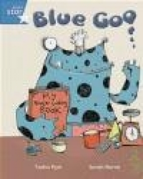 Rigby Star Guided Phonic Opportunity Readers Blue: Pupil Book Single: Blue Goo