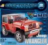 Electronic Jeep Wrangler z bluetooth