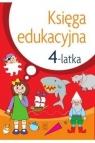 Księga edukacyjna 4-latka