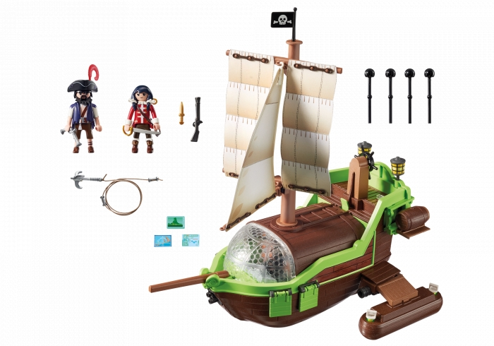 Pirat Chameleon z Ruby (9000)