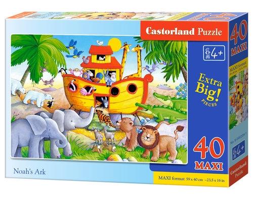 Puzzle 40 Maxi Noah's Ark