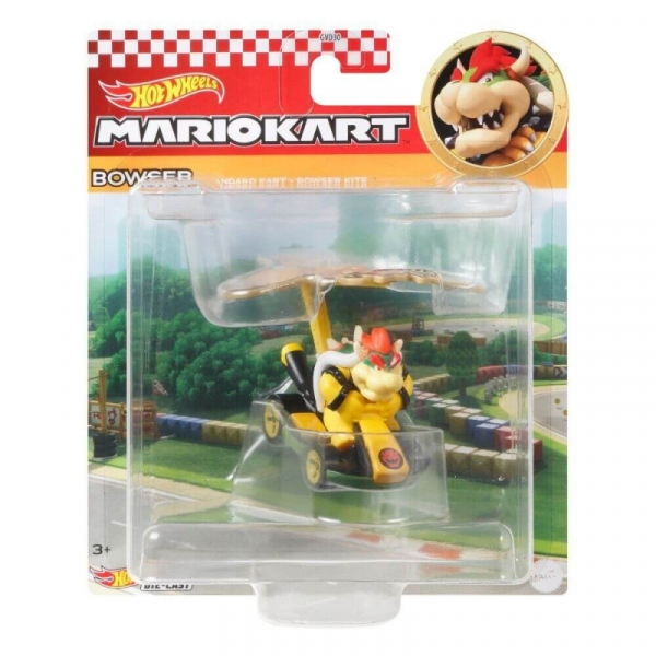 Pojazd-lotnia Mario Kart Bowser (GVD30/GVD33)