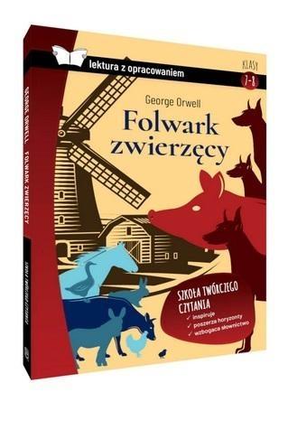 Folwark zwierzęcy. Lektura z opracowaniem (oprawa miękka) Orwell George