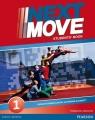 Next Move 1 SB + CD PEARSON
