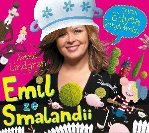 Emil ze Smalandii(Audiobook CD) (Audiobook) Lindgren Astrid