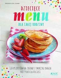 Dziecięce menu dla całej rodziny Cramm Dagmar