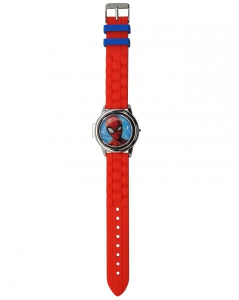 Zegarek cyfrowy ze spinerem w metalowej obudowie - Spiderman (MV15763)