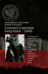 Literaci a sprawa katyńska 1945