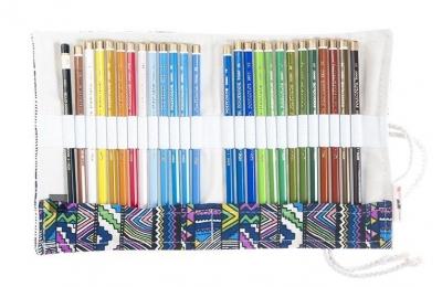 Kredki polycolor 24 kol. w kolorowym etui krajobra