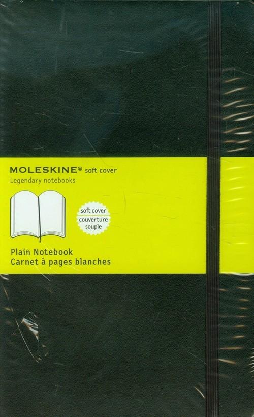Notes duży Moleskine gładki