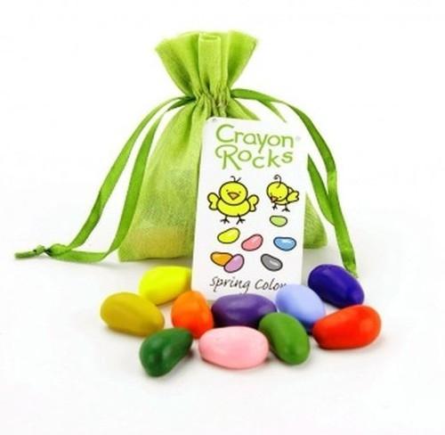 Kredki Crayon Rocks Spring bag 10 kolorów
