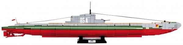 Cobi: Mała Armia WWII. ORP Orzeł - polski okręt podwodny (4808)