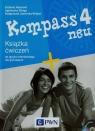 Kompass 4 neu Książka ćwiczeń + CD