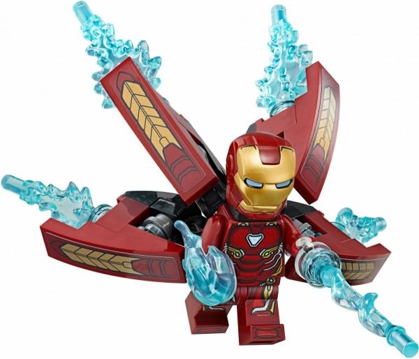 Lego Marvel: Thanos ostateczna walka (76107)