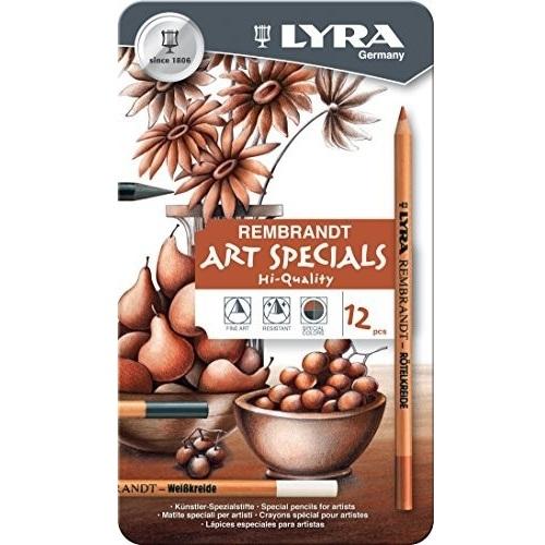 Zestaw Lyra Art Specials, 12 szt.