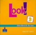 Look! 3 SP. Class Audio CD. Język angielski Steve Elsworth, Jim Rose