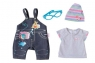 Baby born Deluxe Jeans Collection Ubranko dla lalki (822210)