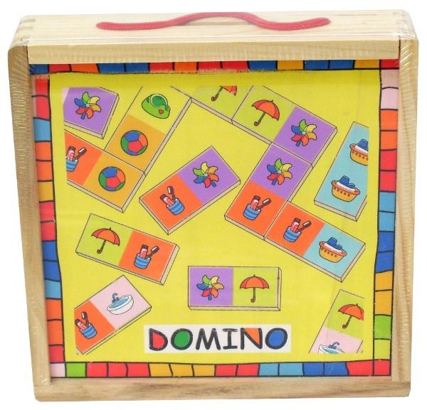 BRIMAREX Drewniane Duże Domino (1562210)