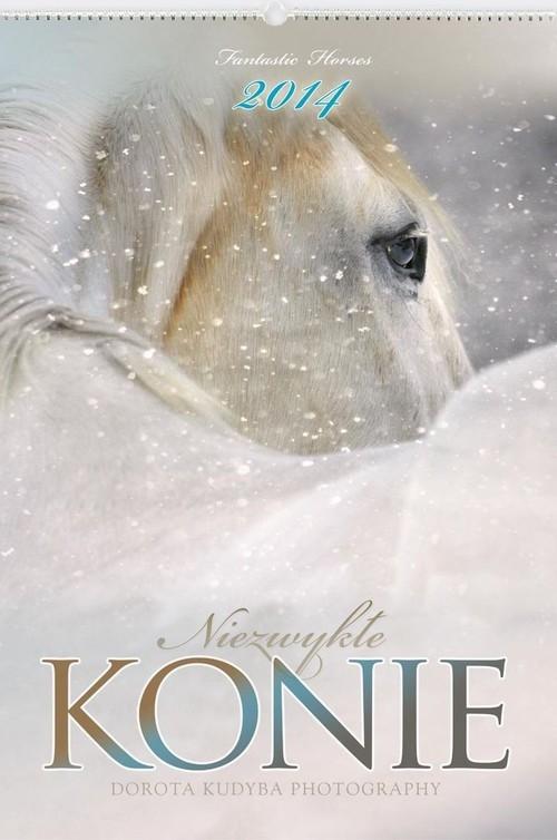 Kalendarz 2014 Niezwykłe konie
