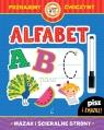 Alfabet. Pisz i zmazuj