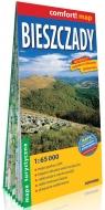 Bieszczady laminowana mapa turystyczna 1:65 000
