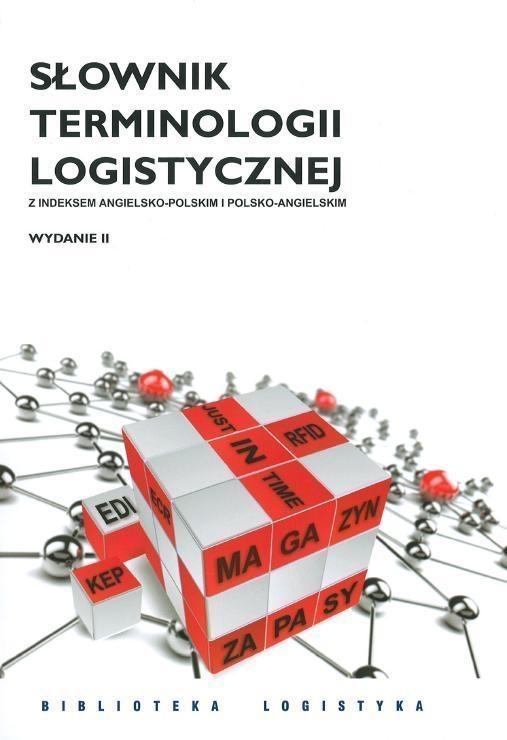 Słownik terminologii logistycznej Fertsch Marek