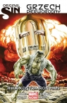 Original Sin Grzech pierworodny: Hulk kontra Iron Man Kieron Gillen, Mark Waid, Mark Bagley, Luke Ross, Kamil Śmiałkowski