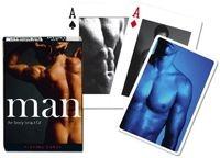 Karty do gry Piatnik 1 talia Man