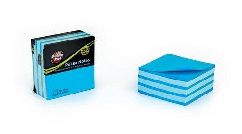 Karteczki Notes Pukka Pad kostka 50x50 250 sztuk