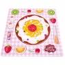 Układanka drewniana Urodzinowe ciasto (88121)