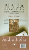 Biblia katolicka warszawsko praska Księga Wyjścia CD