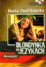 Blondynka na językach Niemiecki z płytą CD