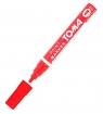 Marker olejny 2.55 mm - czerwony (TO-44022)