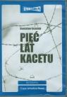 Pięć lat kacetu  (Audiobook) Grzesiuk Stanisław