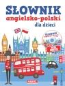 Słownik angielsko-polski dla dzieci z QR i CD Katarzyna Sandecka