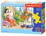 Puzzle konturowe Snow White 30 (03211)