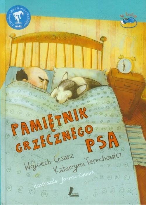 Pamiętnik grzecznego psa Cesarz Wojciech, Terechowicz Katarzyna