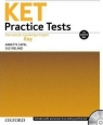 KET Practice Tests with key + CD OXFORD
